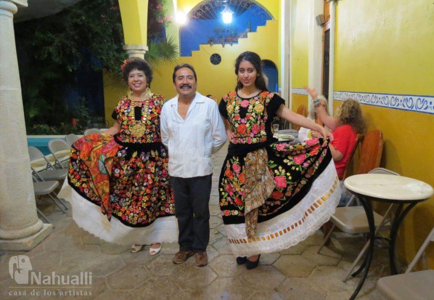 Oaxaca en Nahualli
