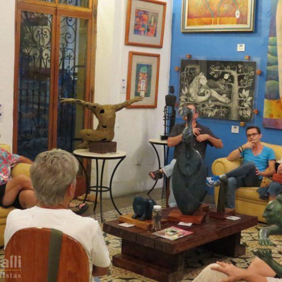 Nahualli en colaboración con Habla, el Centro de Lengua y Cultura