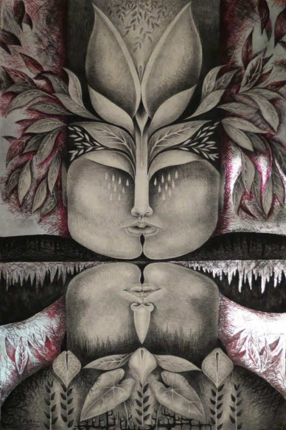 Metamorfosis del Amor (vendida)
