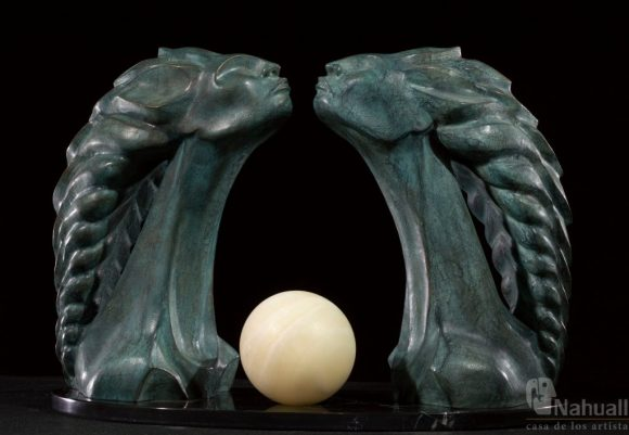 Altar de Citlalli – Bronce