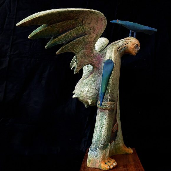 Ángel Pajarero (Sold)