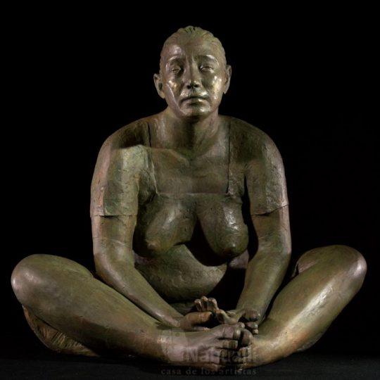 Escultura Abel
