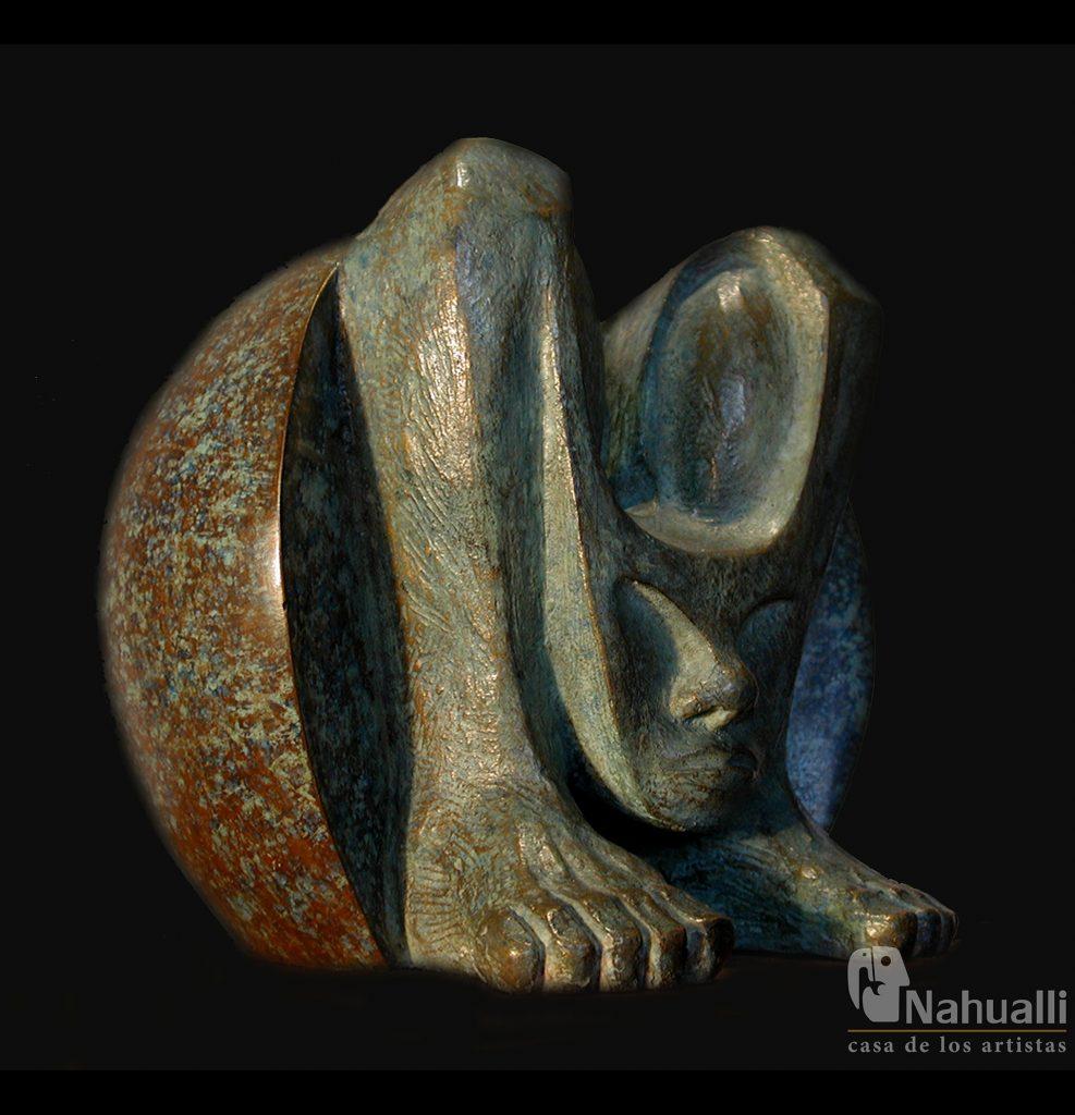 Manzana – Bronce (Por pedido)