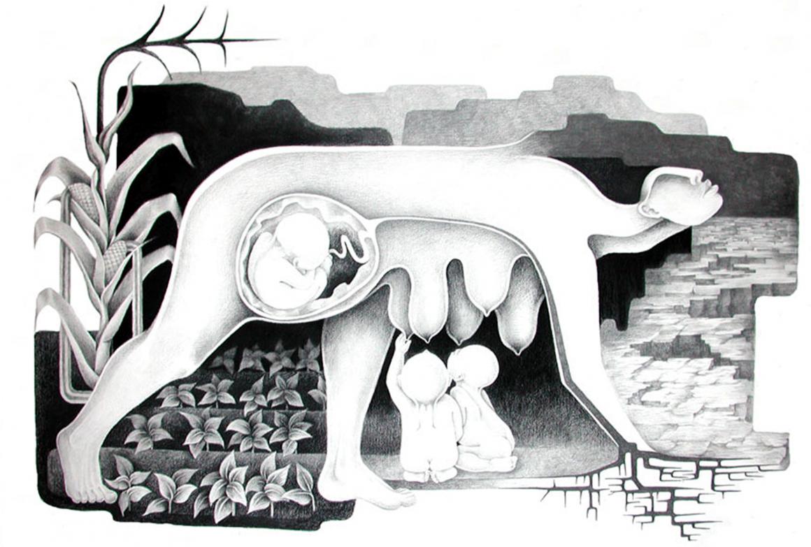 La maternidad como punto de partida, como origen y destino