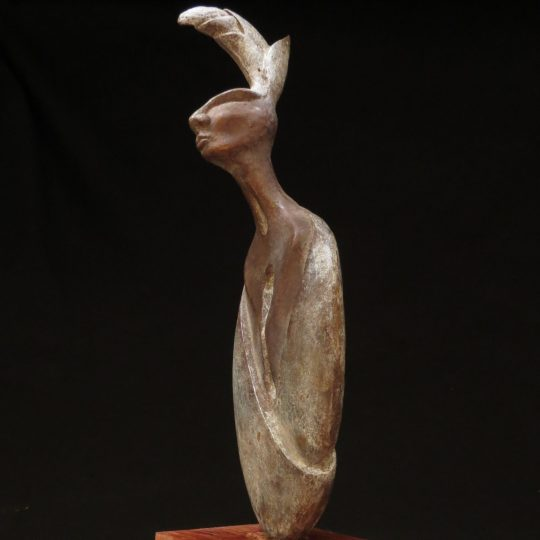 "Escultura de Melva Medina ""MINI HELICONIA"" 3/20"
