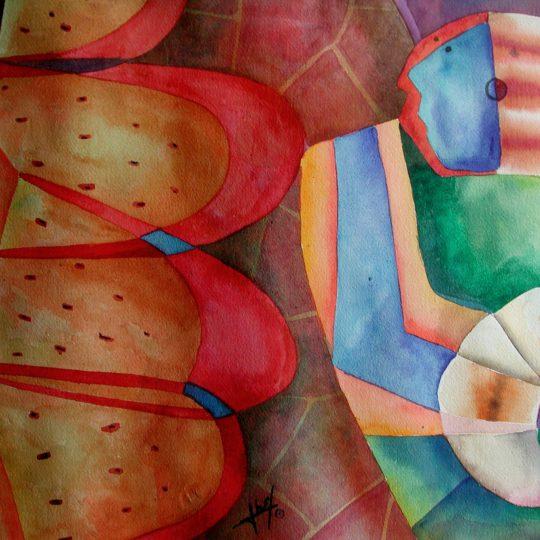 sandias-mujer-y-caracol